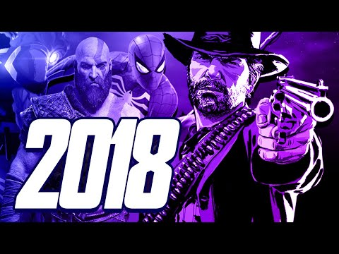 2018: The Year That Shook Video Games
