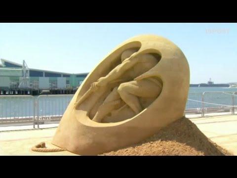 Estas son las esculturas de arena más increíbles del mundo  - 15 POST