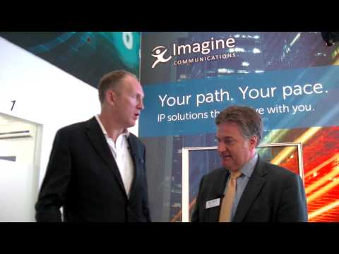 IBC 2015 - Imagine - Steve Reynolds, CTO