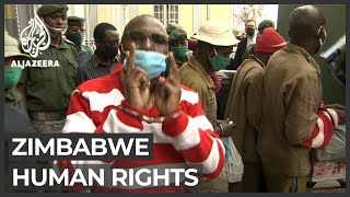 Zimbabwean protest leader freed on bail in fourth attempt