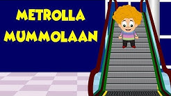 Metrolla mummolaan -  Lastenlauluja suomeksi