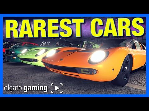 Forza Horizon 3 Online : Rarest Cars!!...
