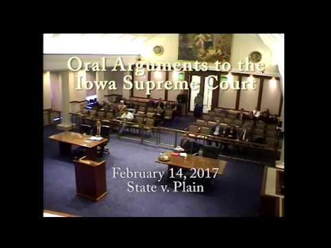 16–0061 State v Plain, February 14, 2017