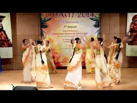 WLCC Onam 2014 Thiruvathira