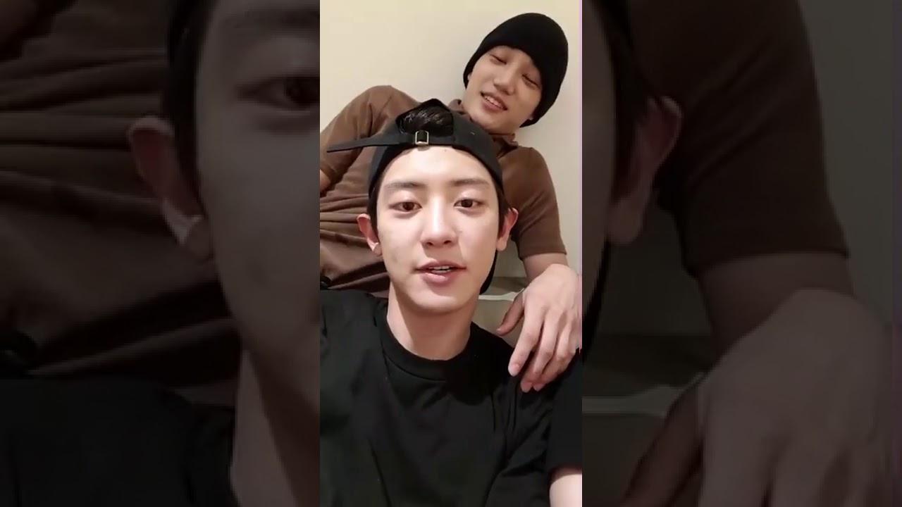 Full 171030 Exo Chanyeol Instagram Live With Kai Sehun Youtube
