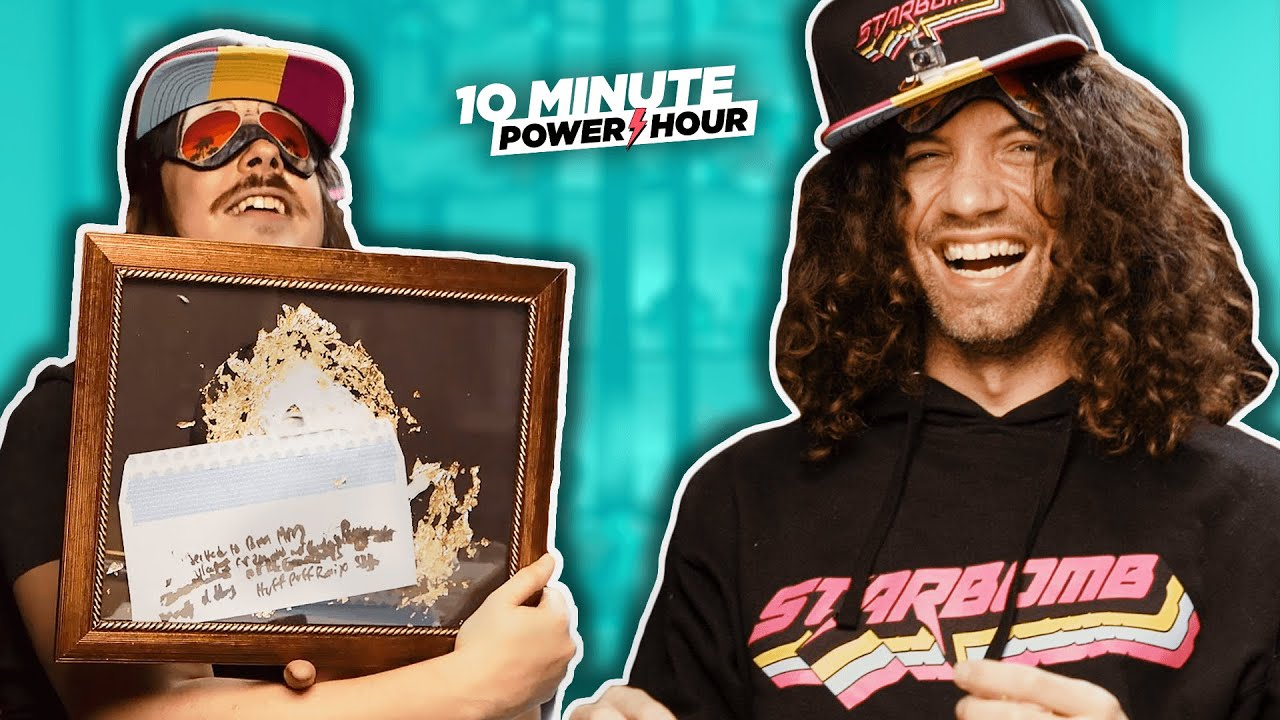 Remote Control Human – 10 Minute Power Hour