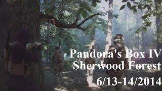Pandora's Box IV - Castle Exterior