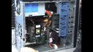 Install An Additional SATA Hard Drive