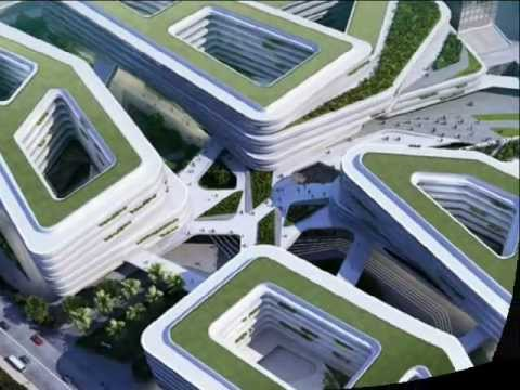 Architecture Today - Calatrava, Zaha Hadid, Asymptote, UNStudio, Foster+Partners ....