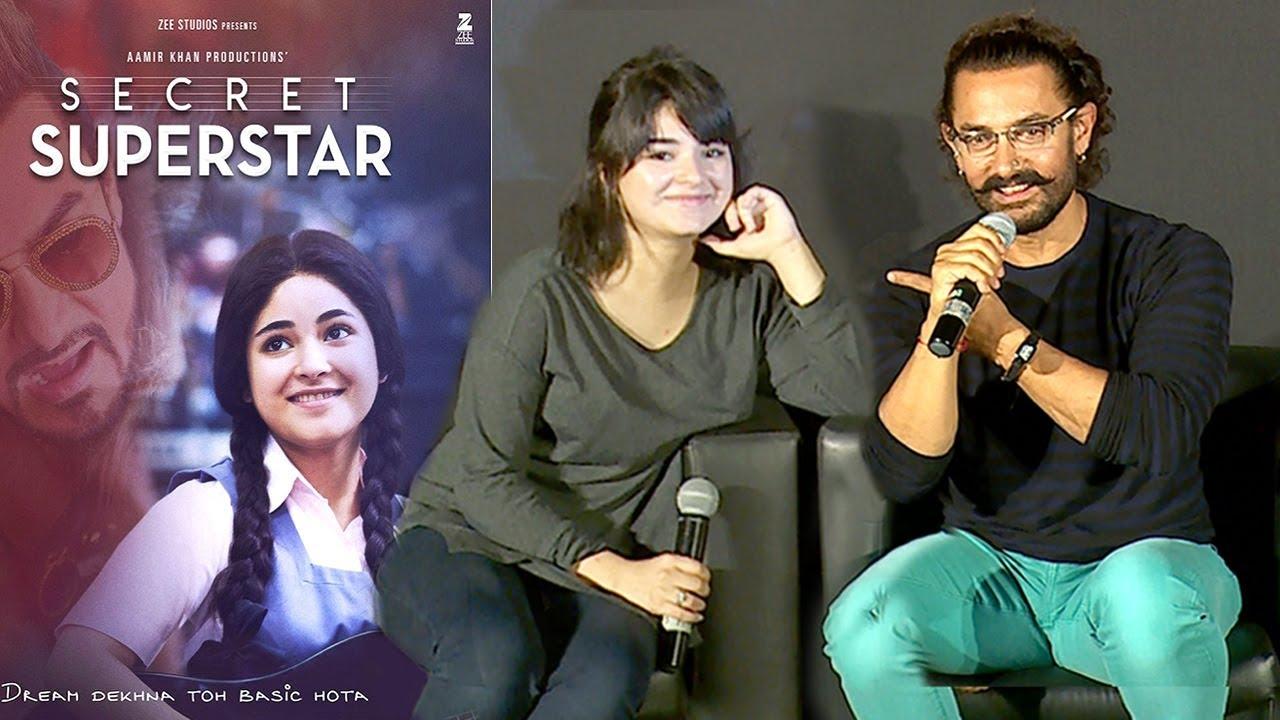 Download Aamir Khan's CUTE Dangal Daughter Zaira Wasim Who Is Now Acting In Secret Superstar Movie