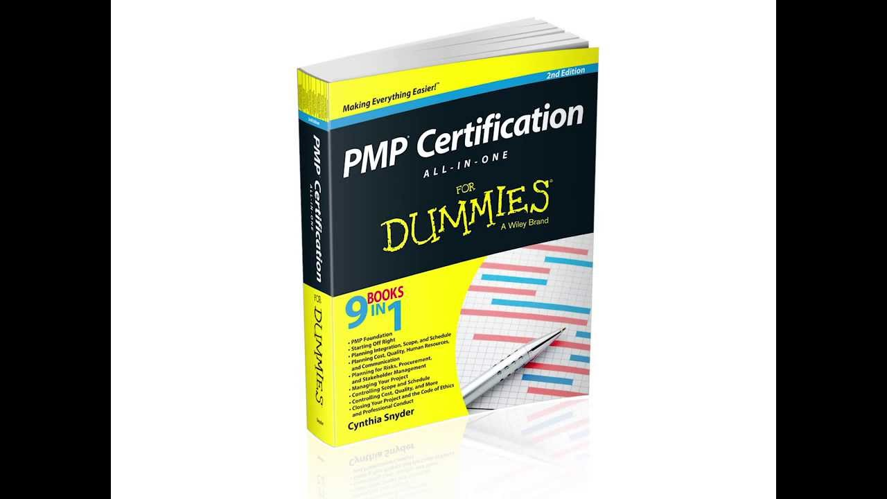 Pmp certification all in one for dummies 2nd edition cynthia pmp certification all in one for dummies 2nd edition cynthia snider 1118540123 1betcityfo Choice Image