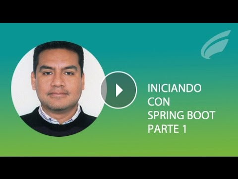 Iniciando con Spring Boot