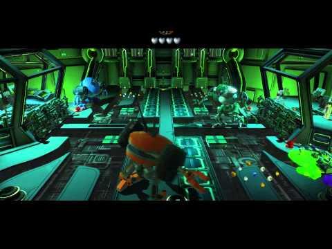 LEGO Batman 2 DC Super Heroes - Research and Development Walkthrough