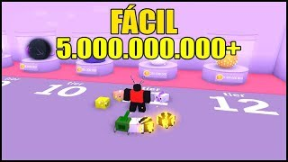 BY DOING THIS HE GAVE ME 5 BILLION IN PET SIMULATOR!!! ROBLOX