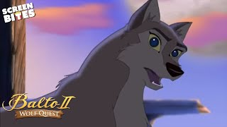 Balto II Wolf Quest Maurice LaMarche, Jodi Benson - Protect me, from what? OFFICIAL HD VIDEO
