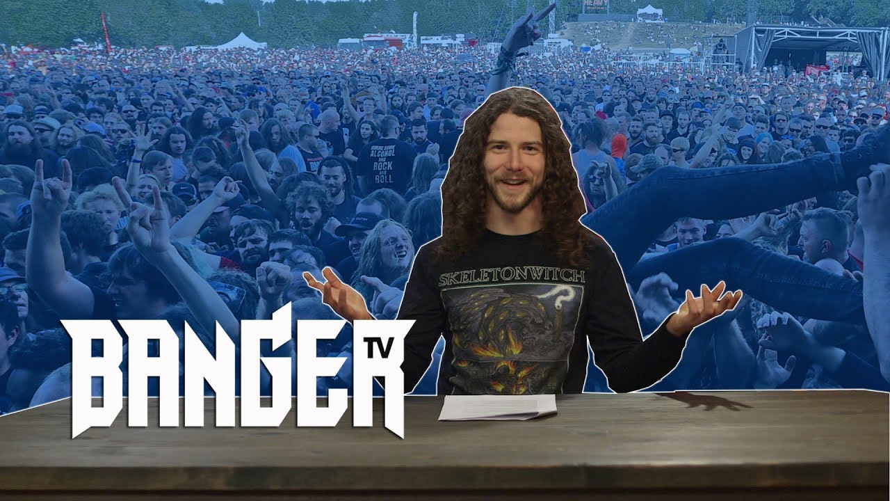 2019 Metal Festival Guide | OVERKILL FESTIVALS episode thumbnail