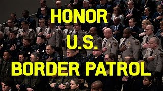 Fallen Border Patrol Officers Are Honored
