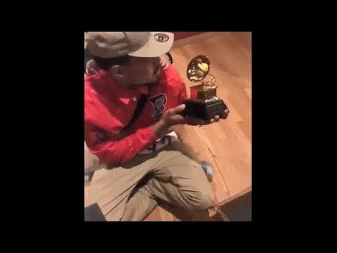 Chance The Rapper Received His Grammy Award In The Mail