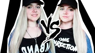 ONE DIRECTION VS MBAND