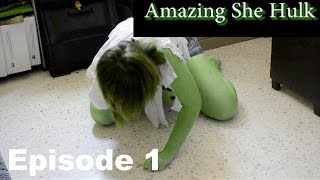 Video AMAZING SHE HULK - EPISODE 1 - Season 2 download MP3, 3GP, MP4, WEBM, AVI, FLV Juni 2018