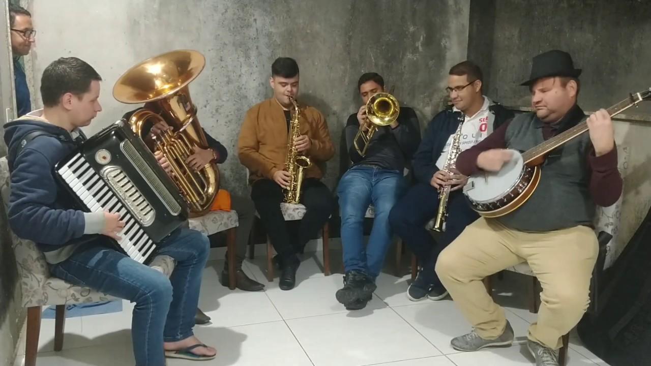 TOCATA SÃO BERNARDO - MARCELO NO BANJO - DVD COMPLETO