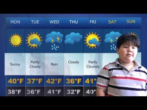 Berlin 7-Day Forecast (2017)