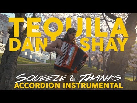 "Dan + Shay - ""Tequila""   Accordion Cover"