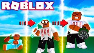 Dal bambino all'adulto in Roblox (Roblox Baby Simulator)