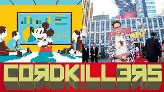 Cordkillers 259 - Disney Jumped The Gunn