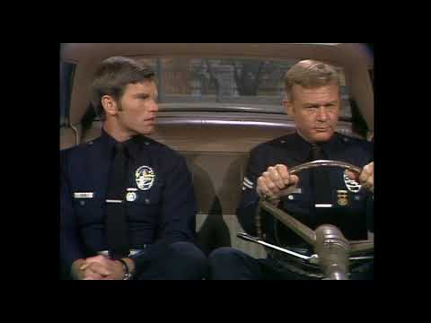 Young Cop Bloopers | Rowan & Martin's Laugh-In | George Schlatter