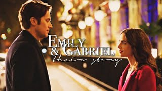 emily & gabriel (emily in paris) | their story [s1]
