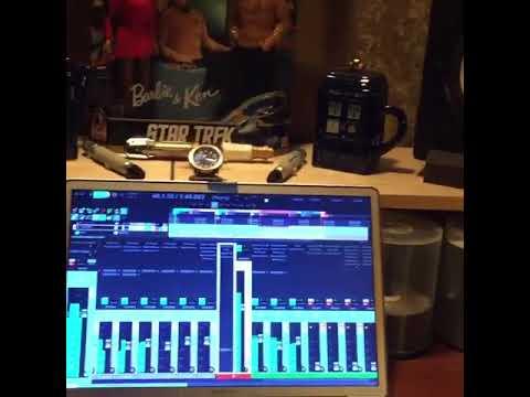 "EOW Audio: 04 AUG 2017 ""Acme Anvil Corp"" Mix Session"