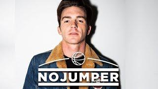 Drake Bell gets Lit on the No Jumper Live Stream!