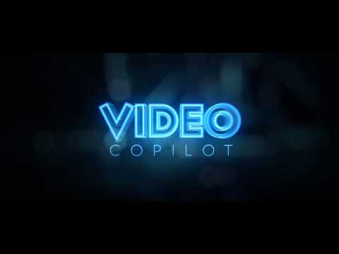 FreeAeStuff - Tron - Free After Effects Template