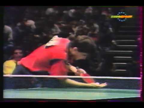 1994 Championnat d&39;Europe Birmingham France Suede Jean Philippe Gatien - Jan Ove Waldner 2