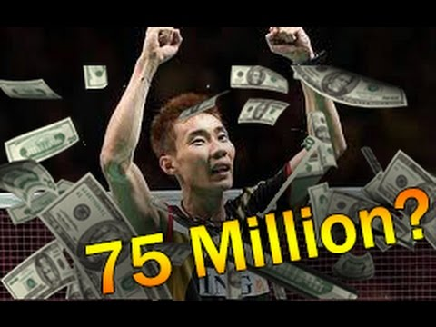 TOP 10 RICHEST BADMINTON PLAYERS ALL TIME!!!!!!!!