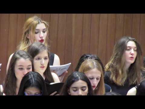 Carmina Burana - Conservatorio di Milano 21 maggio 2016