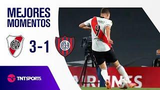¡MÁS PUNTERO QUE NUNCA! ⚪🔴⚪ | River Plate vs. San Lorenzo (3-1) | Fecha 16 - Torneo de la Liga 2021