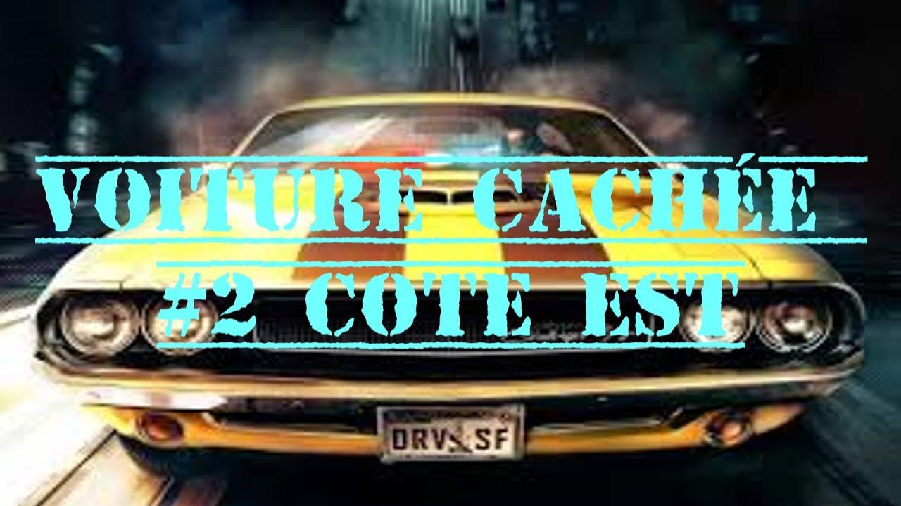 the crew emplacement des 20 voitures pour la voiture cach e cote est youtube. Black Bedroom Furniture Sets. Home Design Ideas
