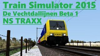 Train Simulator 2015 - Aflevering 9 // Met NS Traxx en ICRm Prio van Hardenberg naar Mariënberg