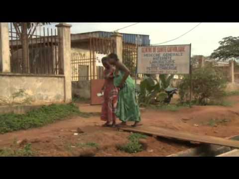 babyboom in Afrika reportage Sandra en Caroline Tensen met Cordaid Memisa in Kameroen, deel 2.