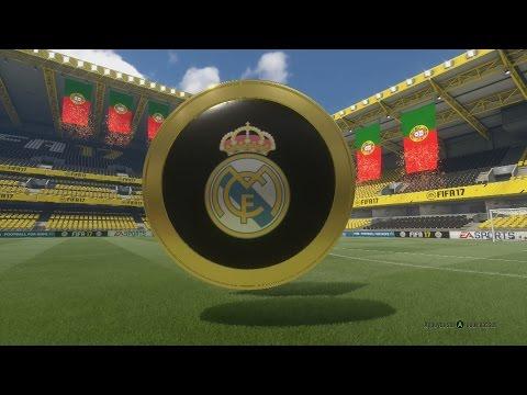FIFA 17 // FUT - Defi Création D'équipe Hybride Pays Et Pack Opening!! Avec Du LOURD!!!!