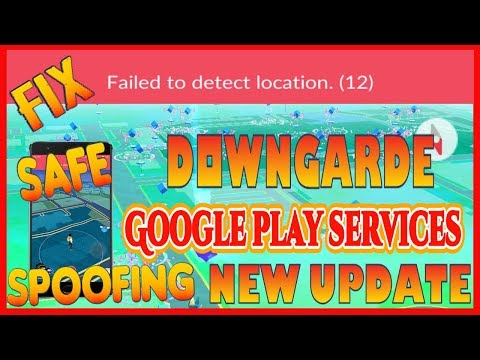 How To Downgrade Google Play Services And Auto Update Fix Working Method! Android 8.0 $ 8.1