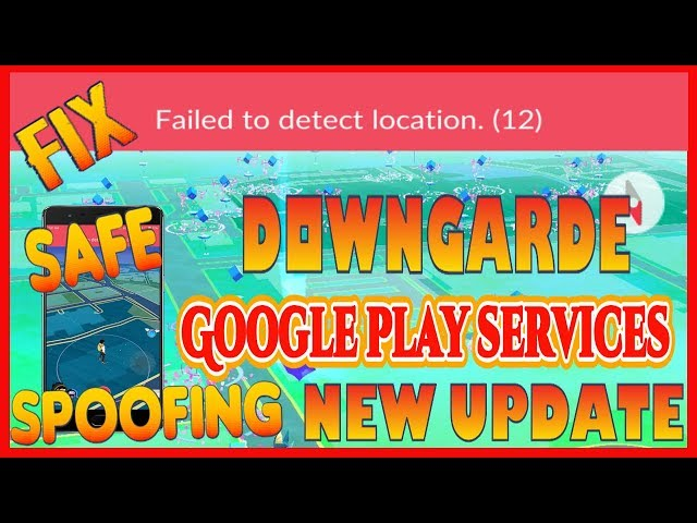 how to update google play services 2019