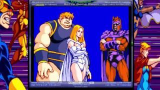 X-Men (4 Players ver UBB) - X-Men Arcade Intro (4 Players ver UBB) (Arcade / MAME) - Vizzed.com GamePlay - User video
