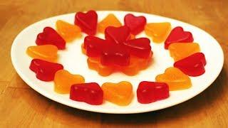 Желатиновые конфеты - Готовим вкусно и красиво