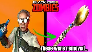 5 Things That Got REMOVED From Black Ops 4 Zombies!