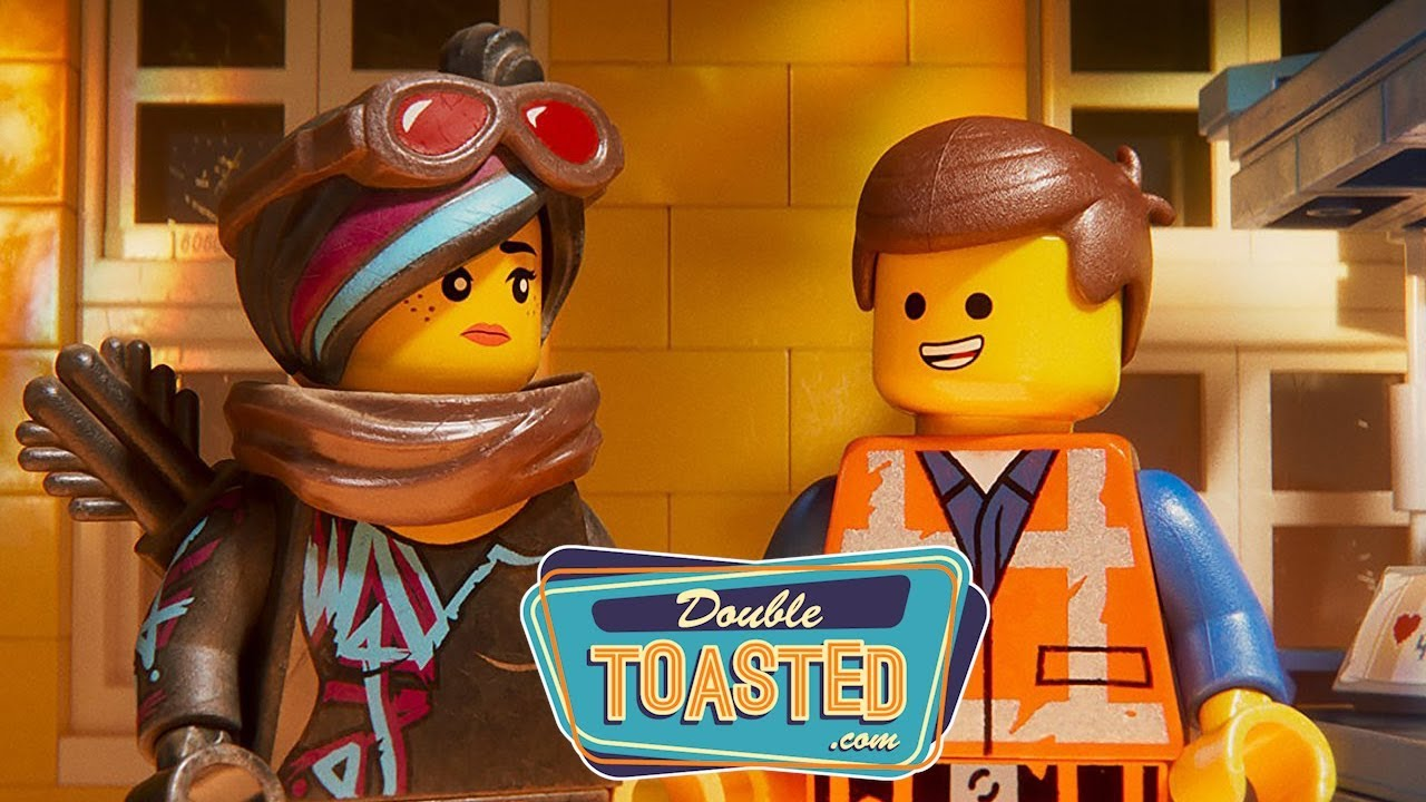 721c211d0b9 THE LEGO MOVIE 2 THE SECOND PART TRAILER REACTION - Playing with ...