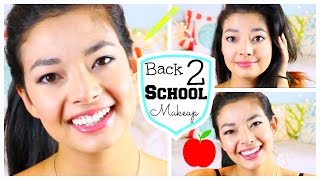 Back to School Makeup TUTORIAL ♡ 50VoSummer Thumbnail