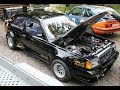 Volvo 360 with Turbo+Supercharger + F1 Parts!